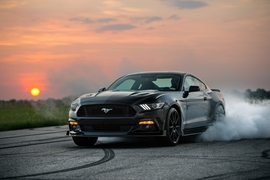 Hennessey Mustang HPE750 Supercharged