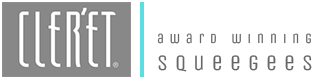 Clerét - Award Winning Squeegees