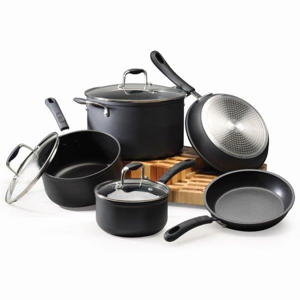Gourmet 5 Piece Cookware Set