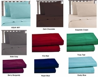 Hotel Quality 2100 Super Soft Sheet Collection -