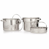 Stainless Steel Everything Pot