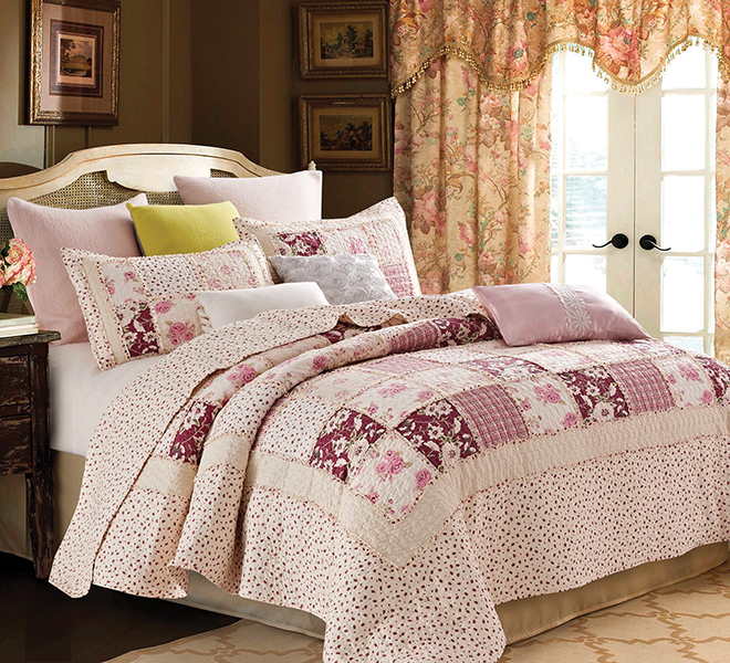 Virah Bella Quilt Collection