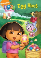 Arabic cartoon dvd DORA EGG HUNT proper arabic (fus-ha)