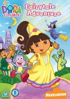 arabic cartoon dvd Dora the Explorer Fairytale Adventure proper arabic (fus-ha)