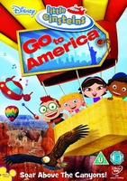 arabic cartoon dvd LITTLE EINSTEINS GO TO AMERICA  proper arabic (fus-ha)
