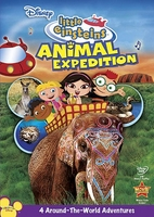 arabic cartoon dvd LITTLE EINSTEINS proper arabic (fus-ha) ANIMAL EXPEDITION