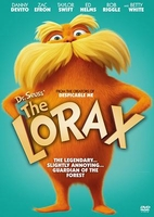 Arabic cartoon dvd LORAX formal arabic with English subtitles