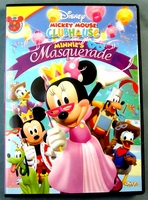 arabic cartoon dvd MINNIE'S MASQUERADE Format: WORLDWIDE proper arabic (fus-ha)