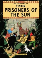 Arabic cartoon dvd Tantan  Tintin PRISONERS OF THE SUN  proper arabic (fus-ha)  تن تن و سجناء الشمس