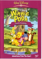 arabic cartoon dvd WINNIE THE POOH LOVE & FRIENDSHIP Egyptian dialect