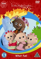 Arabic cartoon series IN THE NIGHT GARDEN  4 dvds set proper arabic (fus-ha)  حديقه المرح مسلسل