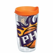 Phoenix Suns 16oz Wrap Tumbler With Lid
