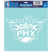 Phoenix Suns 8x8 Die Cut Decal