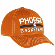 Phoenix Suns adidas 2013-2014 Authentic Practice Structured Cap - Orange