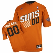 Phoenix Suns adidas Revolution Custom Player Replica Alternate Jersey - Orange<br><b><i>Choose a player or Personalize your jersey!</i></b>