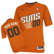Phoenix Suns adidas Revolution Custom Player Swingman Alternate Jersey - Orange<br><b><i>Choose a player or Personalize your jersey!</i></b>