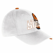 Phoenix Suns adidas Team Logo Structured Flex Cap - White