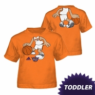 Phoenix Suns adidas Toddler Dream Job Dribbler Tee - Orange