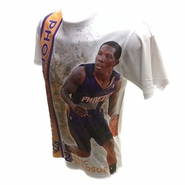 Phoenix Suns Bledsoe Player Image Tee-White