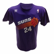 Phoenix Suns Chambers Name # Tee-Purple