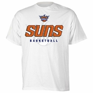 Phoenix Suns Dedication Tee-White