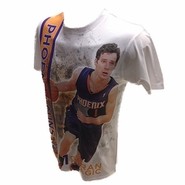 Phoenix Suns Dragic Player Image Tee-White