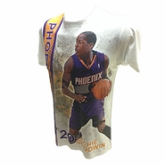 Phoenix Suns Goodwin Player Image Tee-White