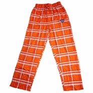 Phoenix Suns Millennium Plaid Pants - Orange