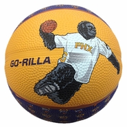 Phoenix Suns Mini GO-RILLA Ball