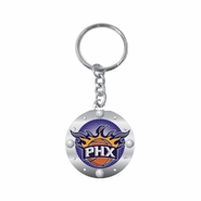 Phoenix Suns Spinning Key Ring