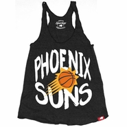 Phoenix Suns Sportiqe Women's Comfy Homecoming Tank - Black