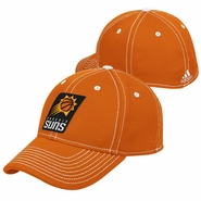 Phoenix Suns Structured Tactel Flex Cap-Orange