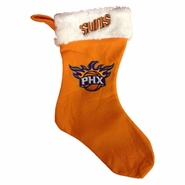 Phoenix Suns Team Beans Team Color & Logo Holiday Stocking - Orange