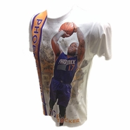 Phoenix Suns Tucker Player Image Tee-White