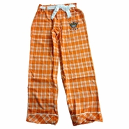 Phoenix Suns Women's Revelation Flannel Pants - Orange