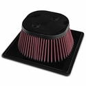 Airaid SynthaFlow Oiled Direct Fit Replacement Air Filter (07-14 3.5L Ecoboost, 3.7L, 4.6L, 5.0L, 5.4L, 6.2L; 10-14 Raptor 5.4L, 6.2L) - Airaid 860-397