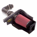 Airaid SynthaFlow Oiled Filter Cold Air Dam Intake System - Black Intake Tube (97-03 4.6L, 5.4L) - Airaid 400-249