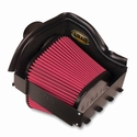 Airaid SynthaFlow Oiled Filter QuickFit Air Dam (10-14 3.5L Ecoboost, 3.7L, 5.0L, 6.2L) - Airaid 400-239-1