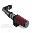 Airaid SynthaMax Dry Filter Classic Air Intake System - Black Intake Tube (97-03 4.2L) - Airaid 403-115||401-115