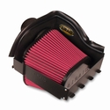 Airaid SynthaMax Dry Filter Cold Air Dam Intake System (11-13 5.0L) - Airaid 403-299||401-299