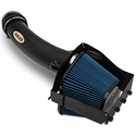 Airaid SynthaMax Dry Filter Cold Air Dam Intake System (11-13 6.2L; 10-13 Raptor 6.2L) - Airaid 402-272