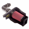 Airaid SynthaMax Dry Filter Cold Air Dam Intake System - Black Intake Tube (97-03 4.6L, 5.4L) - Airaid 401-249||403-249