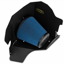 Airaid SynthaMax Dry Filter QuickFit Air Dam - Blue Filter (04-08 4.2L, 4.6L) - Airaid 403-141-1