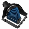 Airaid SynthaMax Dry Filter QuickFit Air Dam - Blue Filter (09-10 4.6L, 5.4L) - Airaid 403-226