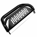 Barricade 3 in. Bull Bar - Gloss Black (04-14 F-150) - Barricade T102848