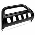 Barricade 3 in. Bull Bar - Gloss Black (99-04 F-150 2WD / 97-04 F-150 4WD / 01-03 F-150 SuperCrew Cab) - Barricade T102080
