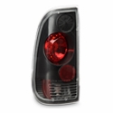 Black Altezza Tail Lights (97-03 F150) - AT Lights 111-FF15097-BK
