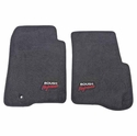 Roush Black Front Floor Mats (04-08) - Roush R13040002