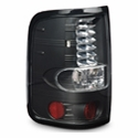 Black LED Tail Lights (04-08 F150) - AT Lights 111-FF15004-LED-BK