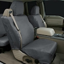 Covercraft Black SeatSaver - Front Buckets w/ Adj. Headrests (09-10 F150 - Super Cab) - Covercraft SS2412PCCH